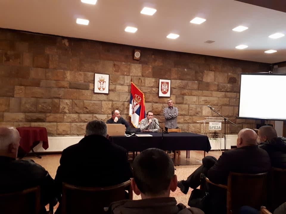 Tehnoplast Gligorijevic at the Beekeepers' Meeting in V. Banja